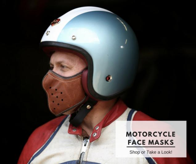 Motorcycle FACE MASKS