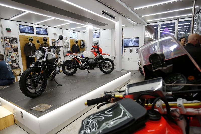 Become a Motorcycle Trader