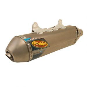 FMF Factory-4.1 RCT Titanium Silencer