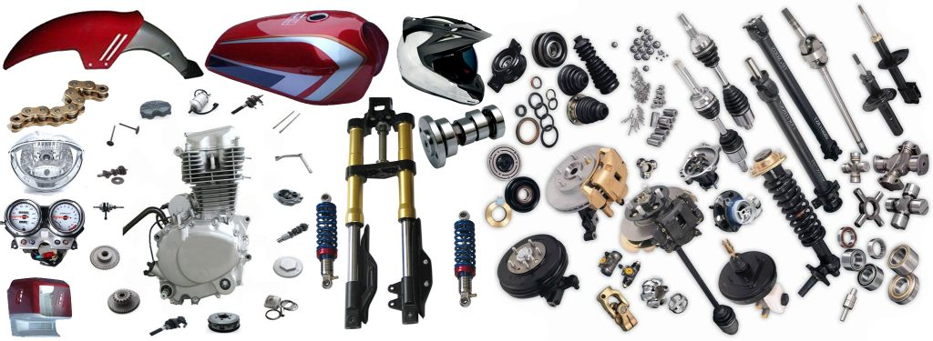 trading motorcycle parts and accessories