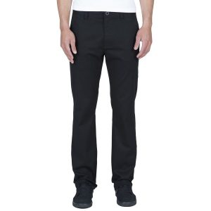 Volcom Frickin Modern Stretch Chino Pants 38 Black