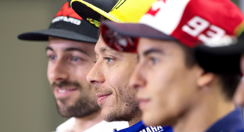 Eugene Laverty Thinks about SBK and Valentino Rossi ...