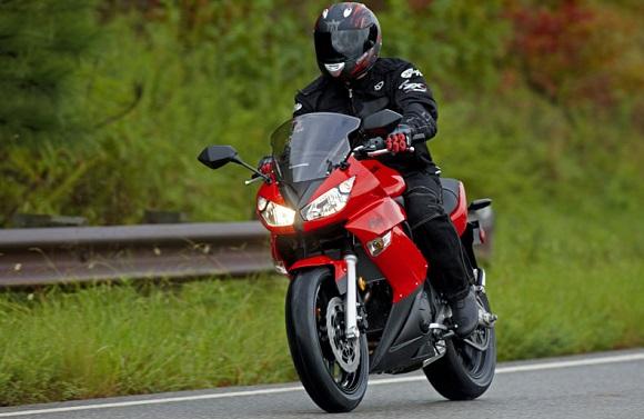 2009 Kawasaki Ninja 650R, Z650 my 2017 and Z 1000 R Edition