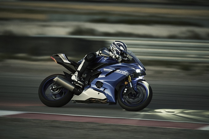 Yamaha YZF-R6 MY 2017, Racing is Its World - MotorLands