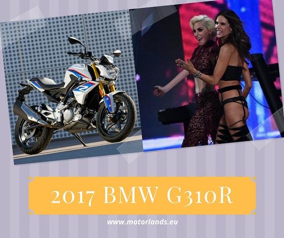2017 BMW G310R ambrosio