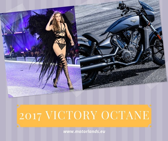 gigi hadid 2017 Victory Octane