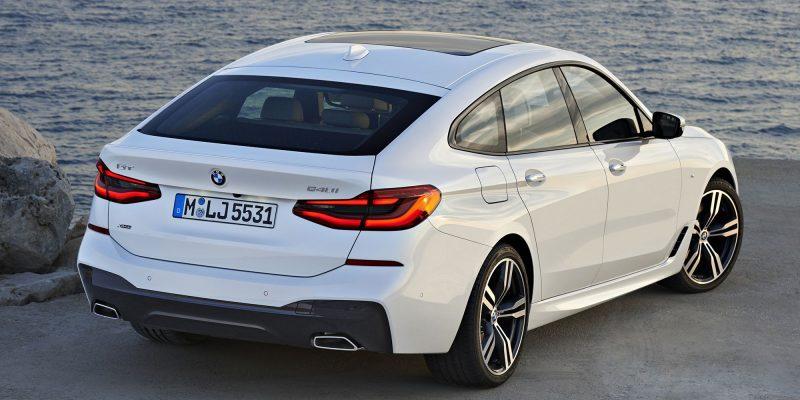 2018 BMW 6-Series GT (4)