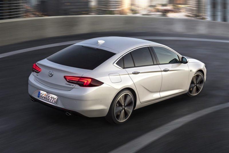Opel Insignia 2.0 CDTI Grand Sport Innovation 1
