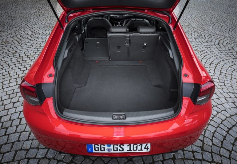 Opel Insignia 2.0 CDTI Grand Sport Innovation 3