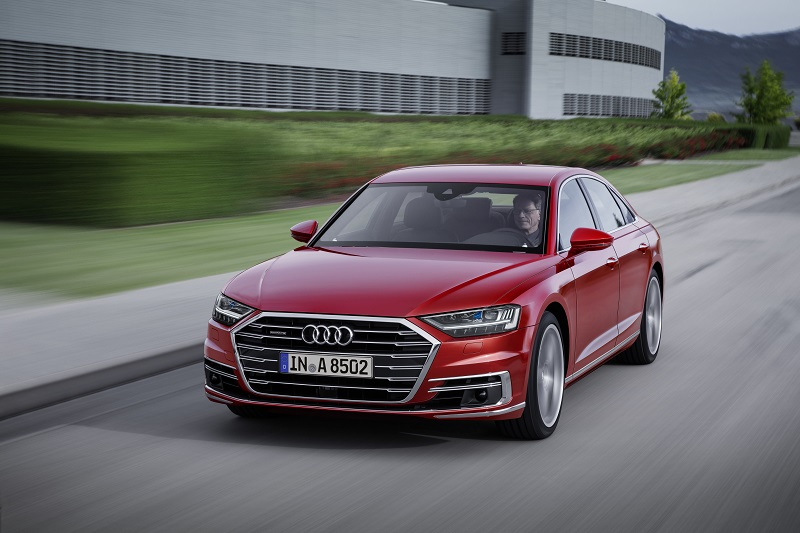 New Audi A8 Price 1