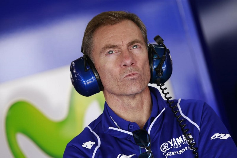 Yamaha MotoGP Manager Lin Jarvis, the balance is positive