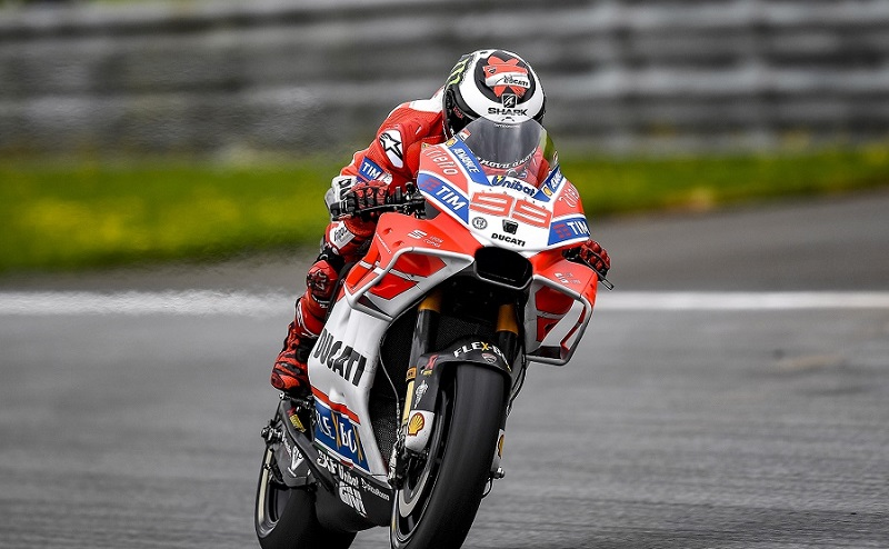 2017 Austrian GP Jorge Lorenzo