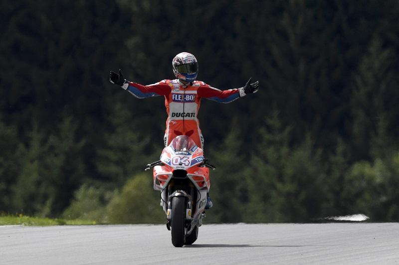 Andrea Dovizioso Ducati 2017