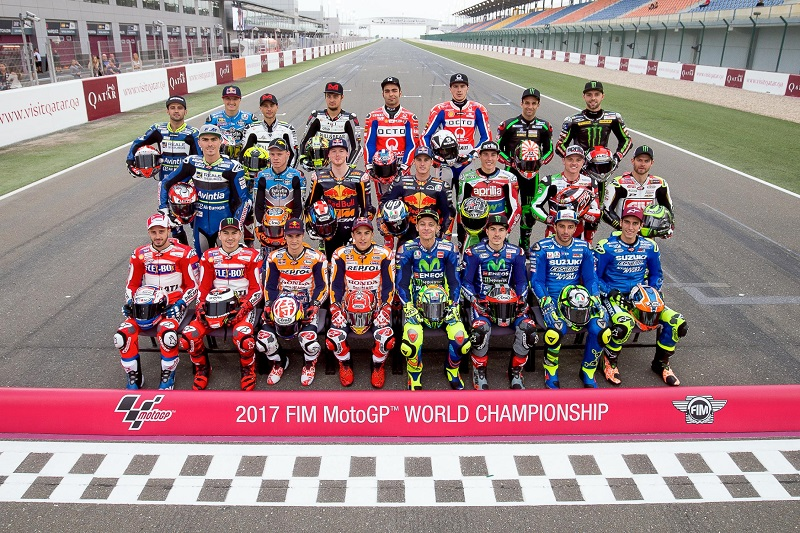 2018 MotoGP World Championship: Official Calendar announced