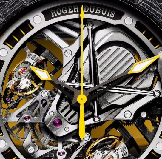 Roger Dubuis Launched A Limited Series Of Lamborghini S