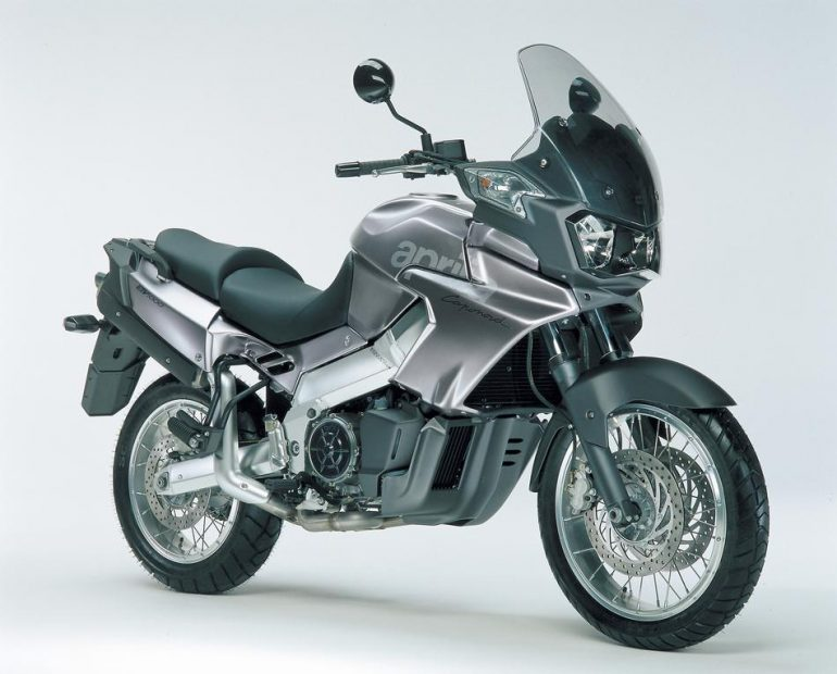 3b6924a9b8a 2003 Aprilia ETV 1000 CapoNord: What bikers say