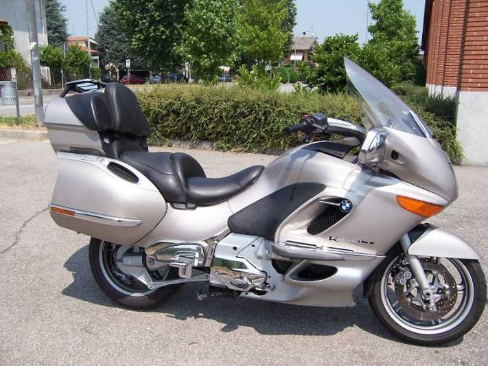 2003 BMW K 1200 LT User Reviews (3)