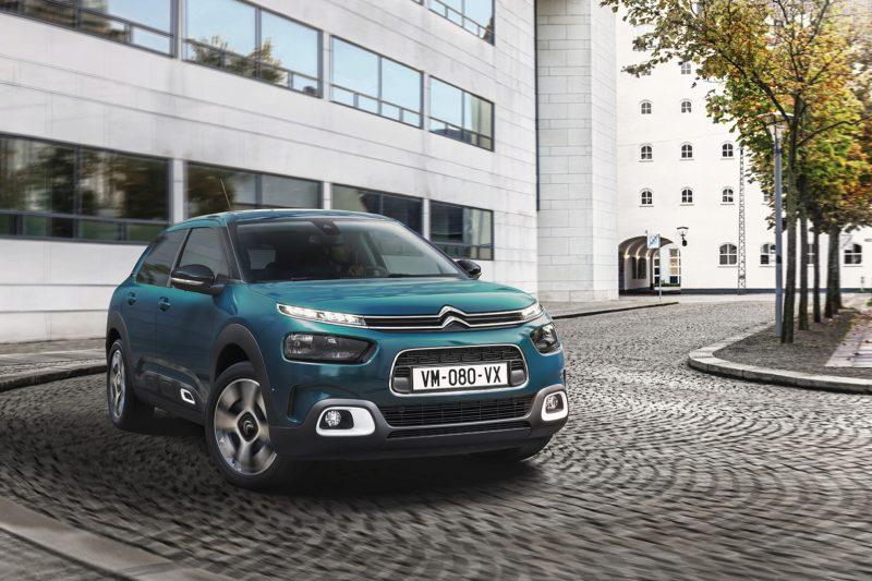 2018 Citroën C4 Cactus Facelift 2