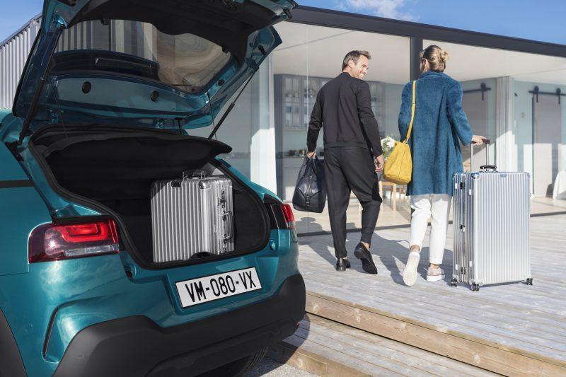 2018 Citroën C4 Cactus Facelift 3