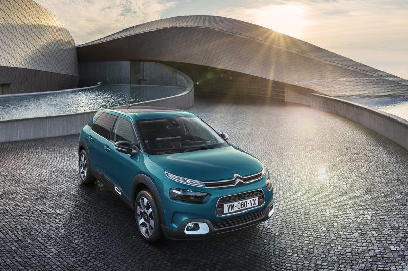 2018 Citroën C4 Cactus Facelift 6
