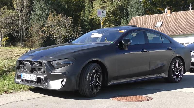Mercedes Benz CLS 2018 C257