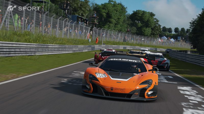 Playstation 4 Gran Turismo Sport GT will require an Internet connection for most features