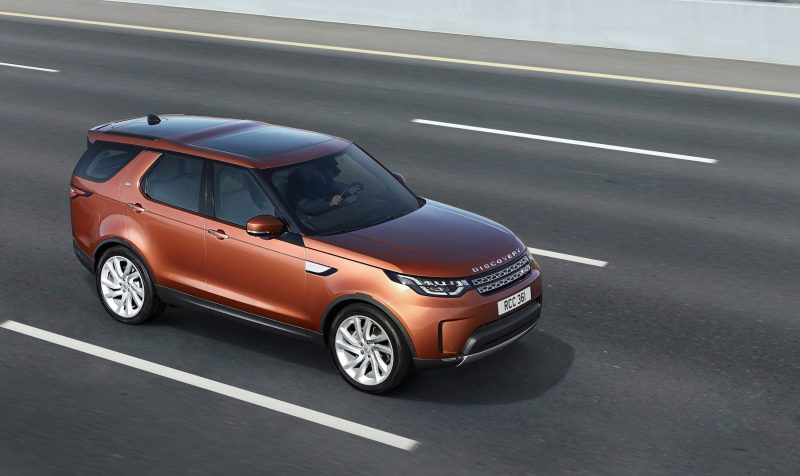 land rover discovery navigation system