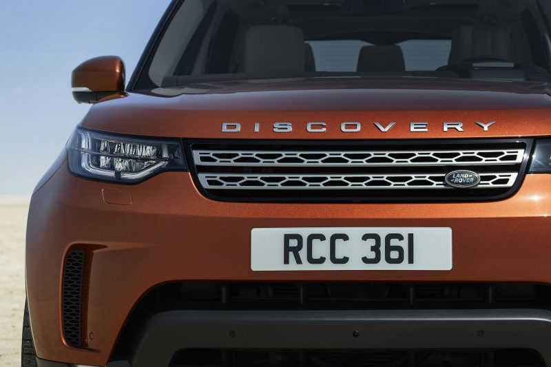 land rover discovery problem