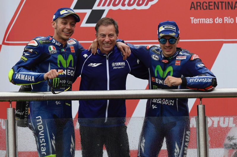 2017 Yamaha MotoGP season