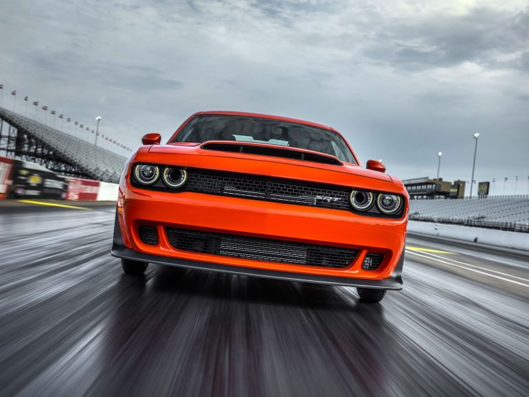 2018 Dodge Demon: The Beast's Power Chiller is available