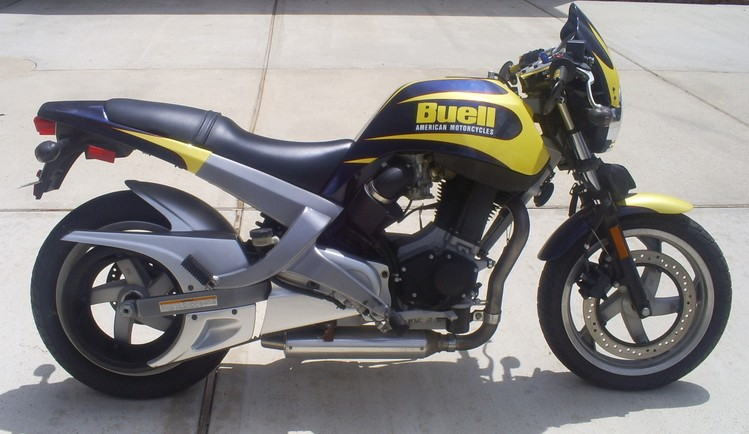 Buell Blast 2002 - 2003: 4 Real Customers Reviews