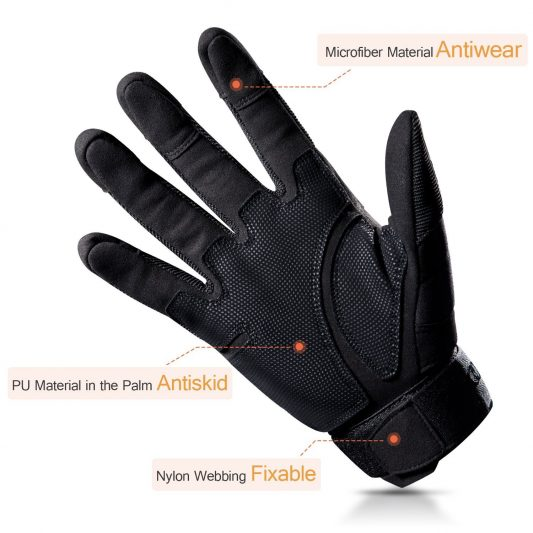 Brass Knuckles Outdoor Gloves (4)