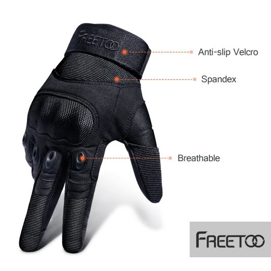 Brass Knuckles Outdoor Gloves (6)